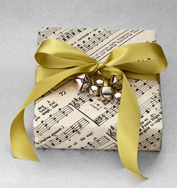 Для упаковки подарка своими руками